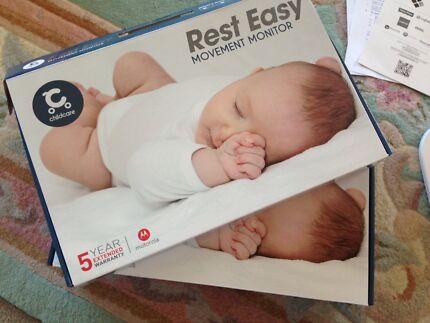 Sleep apnea monitor SIDS x 2