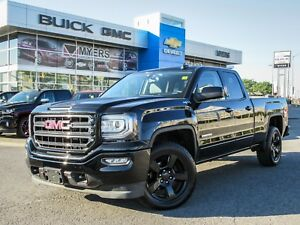 2016 GMC Sierra 1500 ELEVATION, DBL CAB, 4X4, 5.3 V8