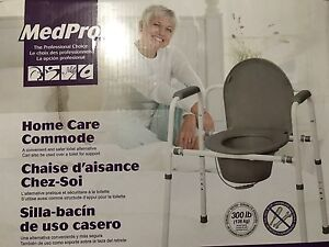Home care commode