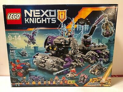 LEGO Nexo Knights Jestro's Headquarters (70352) New Sealed