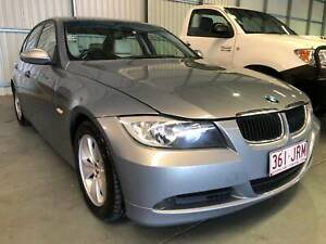 2006 BMW 3 20i EXECUTIVE Automatic Sedan. Leather. SunRoof. Eagle Farm Brisbane North East Preview