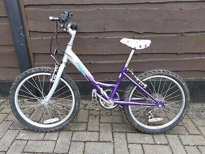 Girls Raleigh Starz bike 20 inch wheel