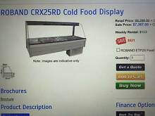 ROBAND Cold Food Display(Bar ) &  ETP25 Food Bar Stand  BIG SALE! Chatswood Willoughby Area Preview