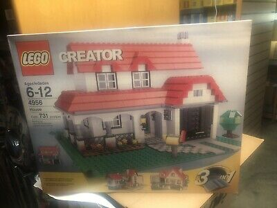 New LEGO 4956 Creator House  Sealed