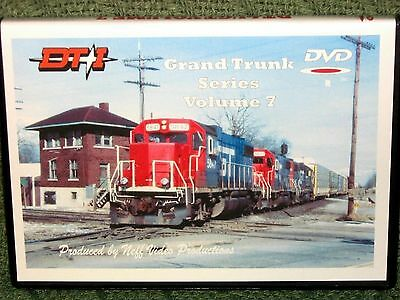 "n077 TRAIN VIDEO DVD ""GRAND TRUNK SERIES"" VOL. 7"""