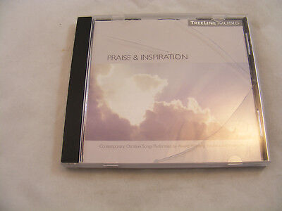 Praise & Inspiration Music - Contemporary Christian Songs - CD Contemporary Christian Praise Music