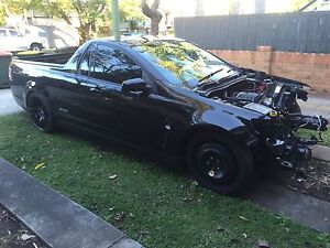 Wrecking: VF SS ute manual 43km. Holden commmdore HSV ve New Farm Brisbane North East Preview
