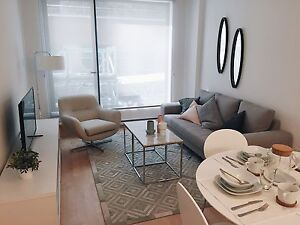 3 1/2 (1Bdr) - OLD MONTREAL- Beside Metro SQUARE VICTORIA-