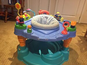 Used exersaucer