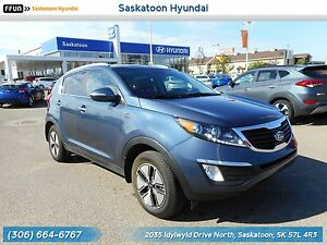 2012 Kia Sportage EX PST Paid - Bluetooth - Heated Seats
