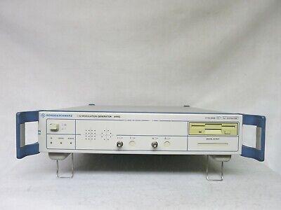 Rohde Schwarz Iq Modulation Generator Amiq 1110.2003.03 W Opt Amiq-k11