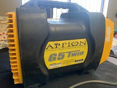 Appion G5 Twin Refrigerant Recovery Machine