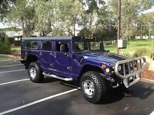 H1 Hummer (replica by Rhino Buggies) 1st one registered in SA Tranmere Campbelltown Area Preview