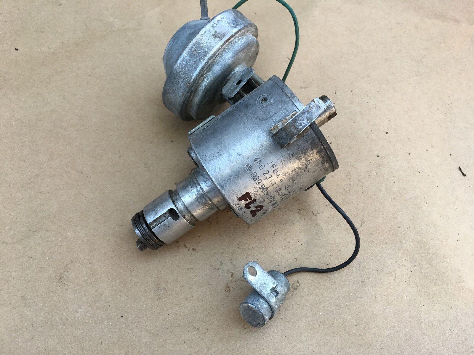 Porsche 914  Ignition Distributor BOSCH  JFUX 4  0 231 172 021  FL#2