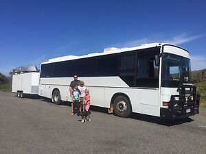 Land / space to park up bus while working in Renmark short term Renmark Renmark Paringa Preview