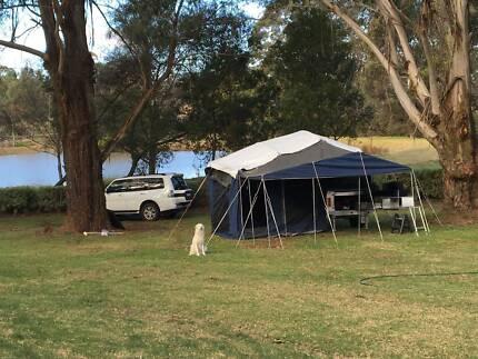 Camper Trailer Jimboomba Launceston Launceston Area Preview