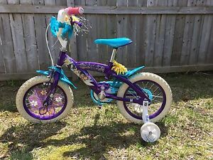 Bicyclette Tinker Bell