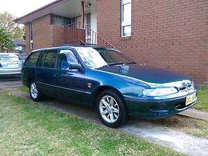 1997 Holden Commodore Wagon St Andrews Campbelltown Area Preview