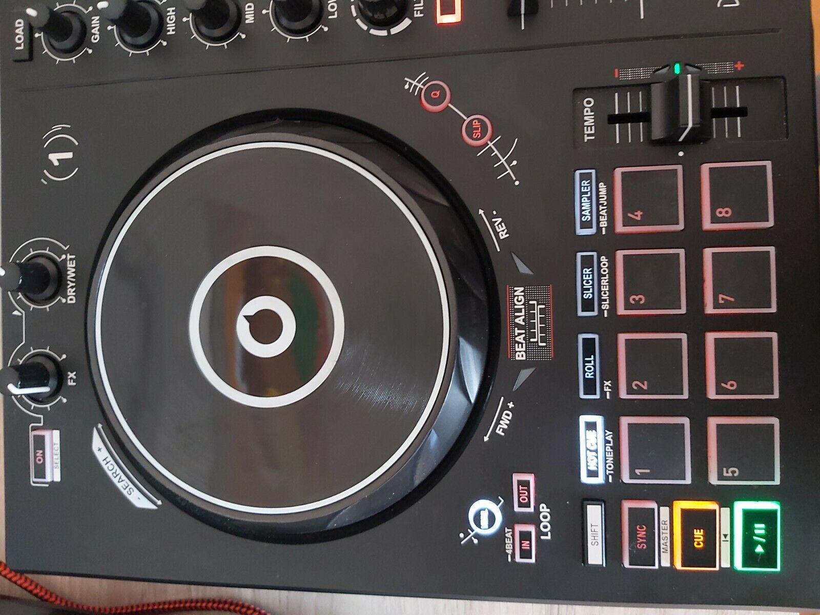 Table de mixage hercules djs control impulse 300