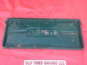 Vintage Mopar Dodge 1953 1954 1955 1956 Pickup Truck TAILGATE Step side OEM