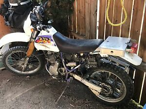 96 dr350 (price drop) or trade for utility trailer