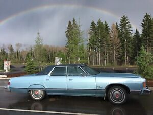 1975 Mercury Grand Marquis 460