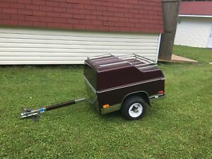 Motorcycle trailer forsale