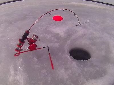Ice Fishing Accessories (ice fishing Tip ups )