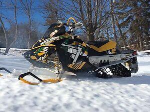 2008 Ski Doo MXZ TNT