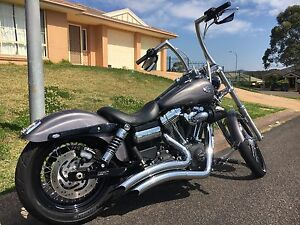 2016 Harley Davidson wide glide Maryland Newcastle Area Preview