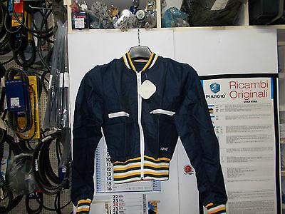 Chaqueta NAVA en Bicicleta Verano Para Niños Tamaño 42 Color Azul