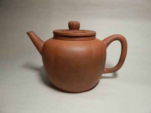 Qing YiXing Zisha Clay Teapot with Strainer