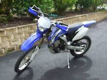 Yamaha 2011 WR450 Elimbah Caboolture Area Preview