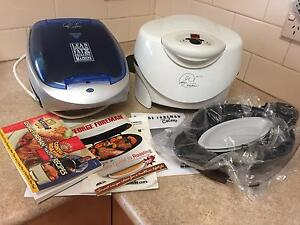 George Foreman grill and roasting machine Cambridge Park Penrith Area Preview