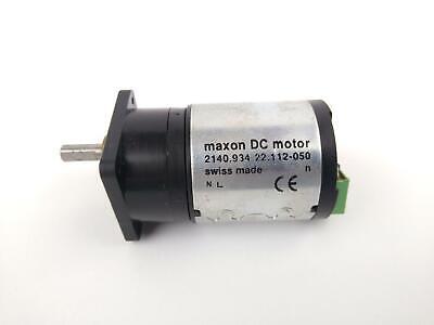 1 Unit of Maxon DC Motor 2326.934-10.246-101 Swiss Made 958507