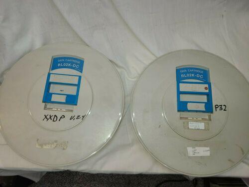 RL02K-DC Disk Pack XXDP+ ver 2.4