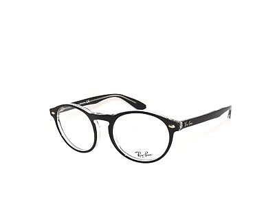 Ray Ban 5283 2034 51 Black Crystal  Eyeglasses Rayban (Cheap Ray Ban Glasses Sale)