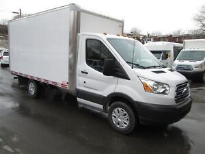 2015 Ford Transit TRANSIT T350 14 PIEDS CUBE