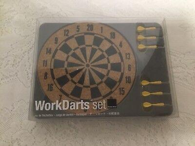 WORK DARTS BULLETIN BOARD + 6 Dart Push Pins Set WorkDarts Design Ideas 3206901 - Work Bulletin Board Ideas