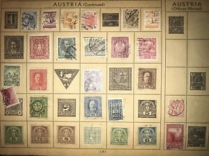 AUSTRIA STAMPS FOR SALE