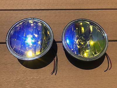 JDM 04-05 Subaru Impreza WRX STI Rainbow Fog Lamps Lights