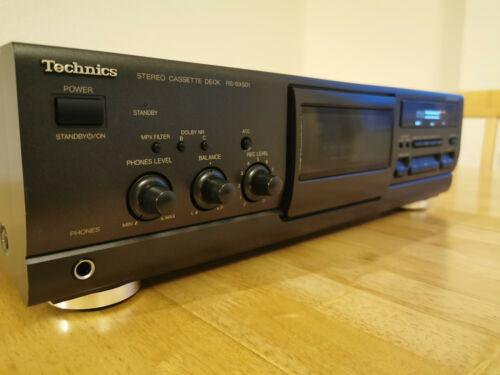 Technics RS BX501 Tape Deck - SERVICED