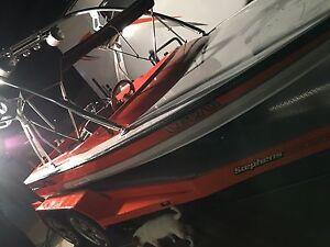 2003 stevens tunnel runner ski boat Bywong Queanbeyan Area Preview