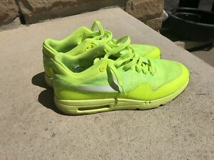 Nike air max 1 flyknit size 11