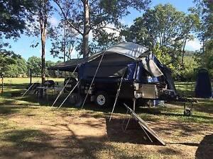 Lifestyle Extenda Heavy Duty Camper Trailer Tewantin Noosa Area Preview