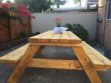 Picnic tables Daceyville Botany Bay Area Preview