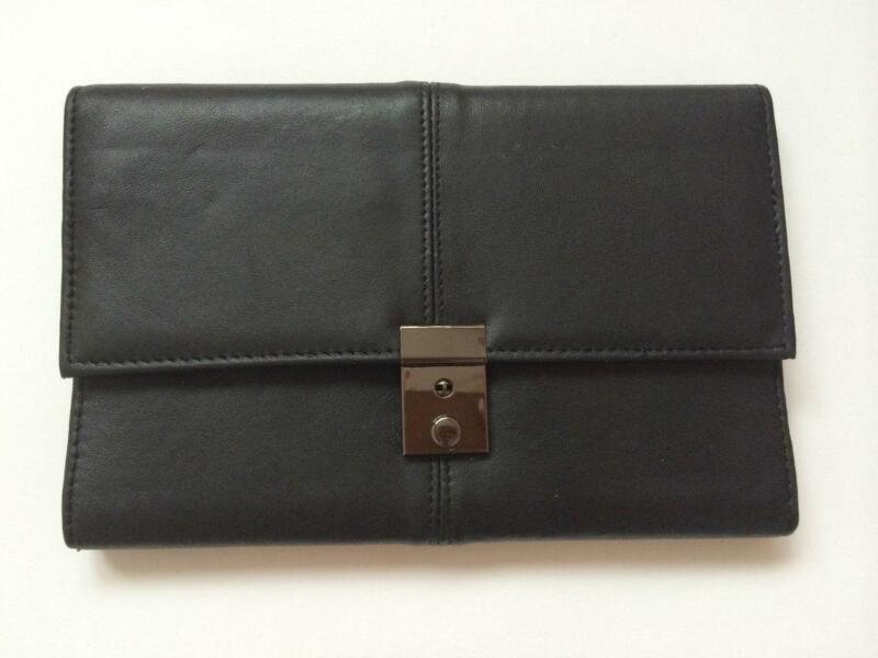 Leather Travel Wallet Ebay
