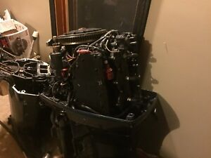 70Hp and V4 Johnson/Evinrude parts and motors