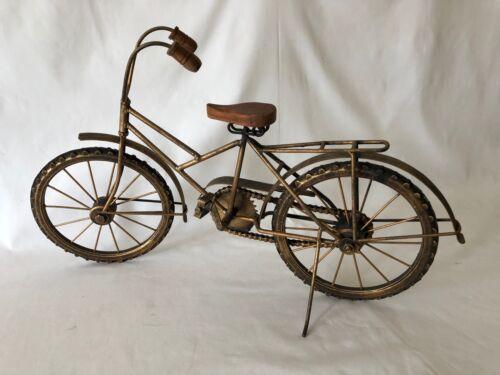 Metal Mini Bicycle Decor