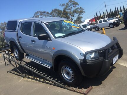 Mitsubishi Triton 2006 turbo diesel Geelong 3220 Geelong City Preview